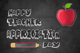 Appreciating Our Teachers & Staff By Drake Turner And Faith Yeley