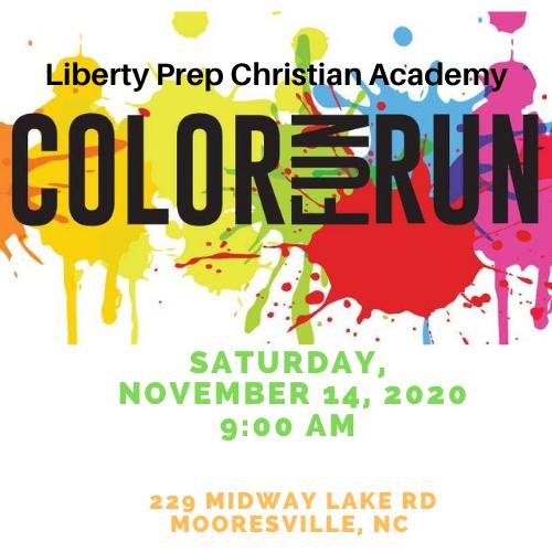 Save The Date: LPCA Color Fun Run